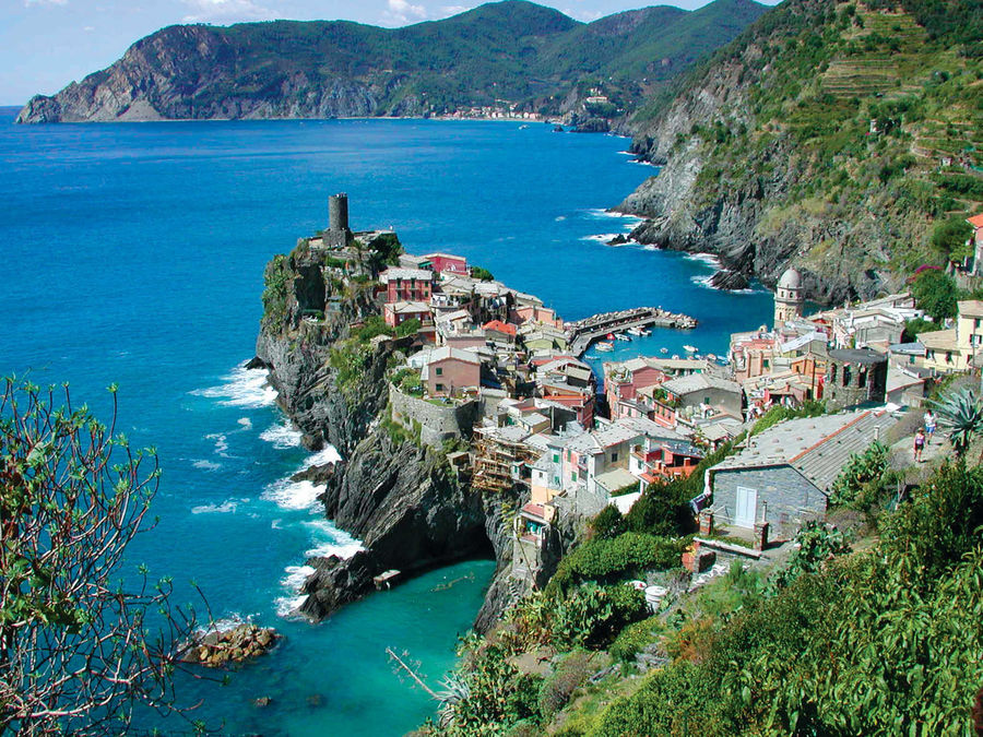 The Enchanting Cinque Terre FiatFree Italy by Rick Steves