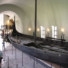 Viking Ship in Museum, Oslo, Norway