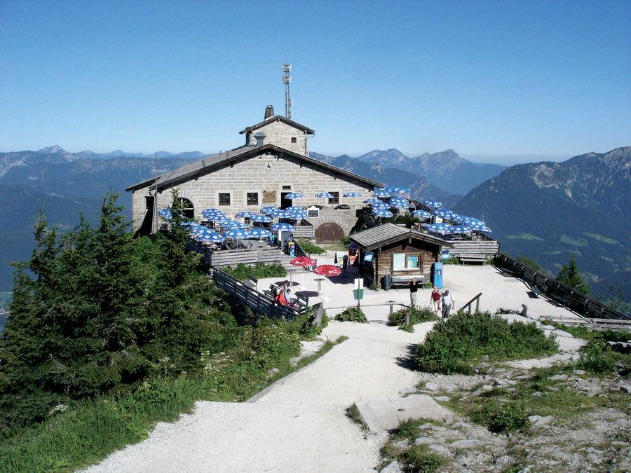 "Kehlsteinhaus (""Eagle's Nest""), Obersalzberg, Berchtesgaden, Germany"