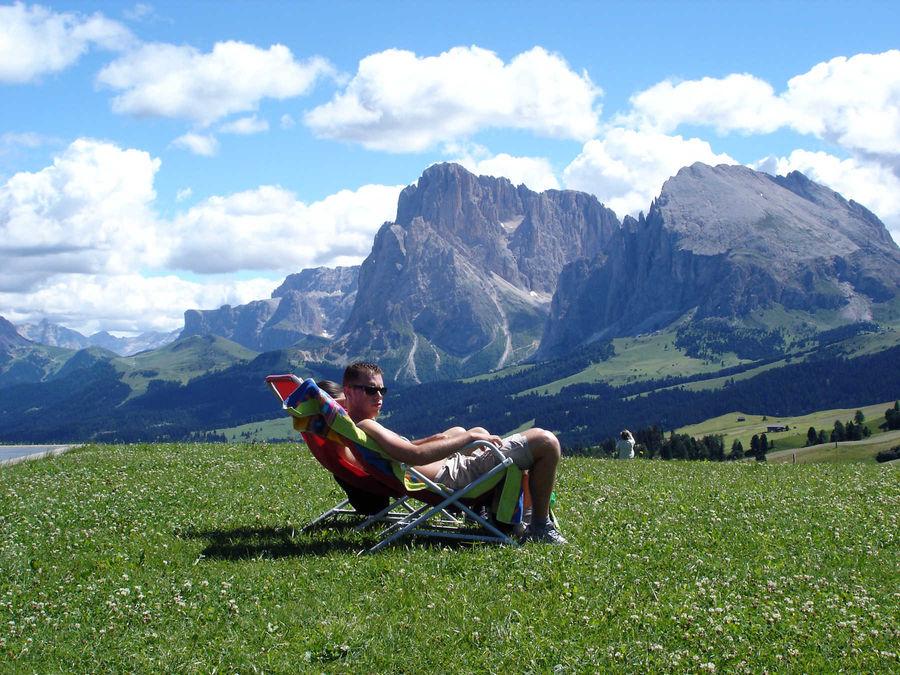 Alpe di Siusi / Seiser Alm, Dolomites, Italy