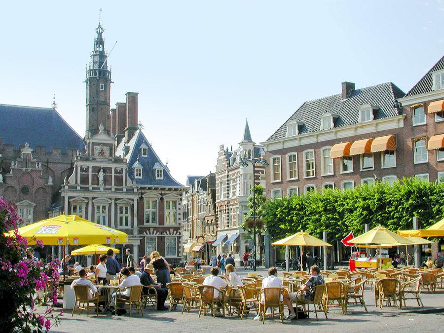 Grote Markt, Haarlem, Netherlands