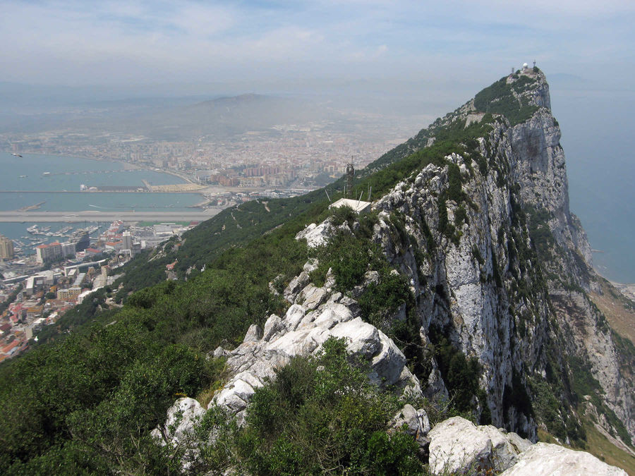 Rock of Gibraltar, Gibraltar
