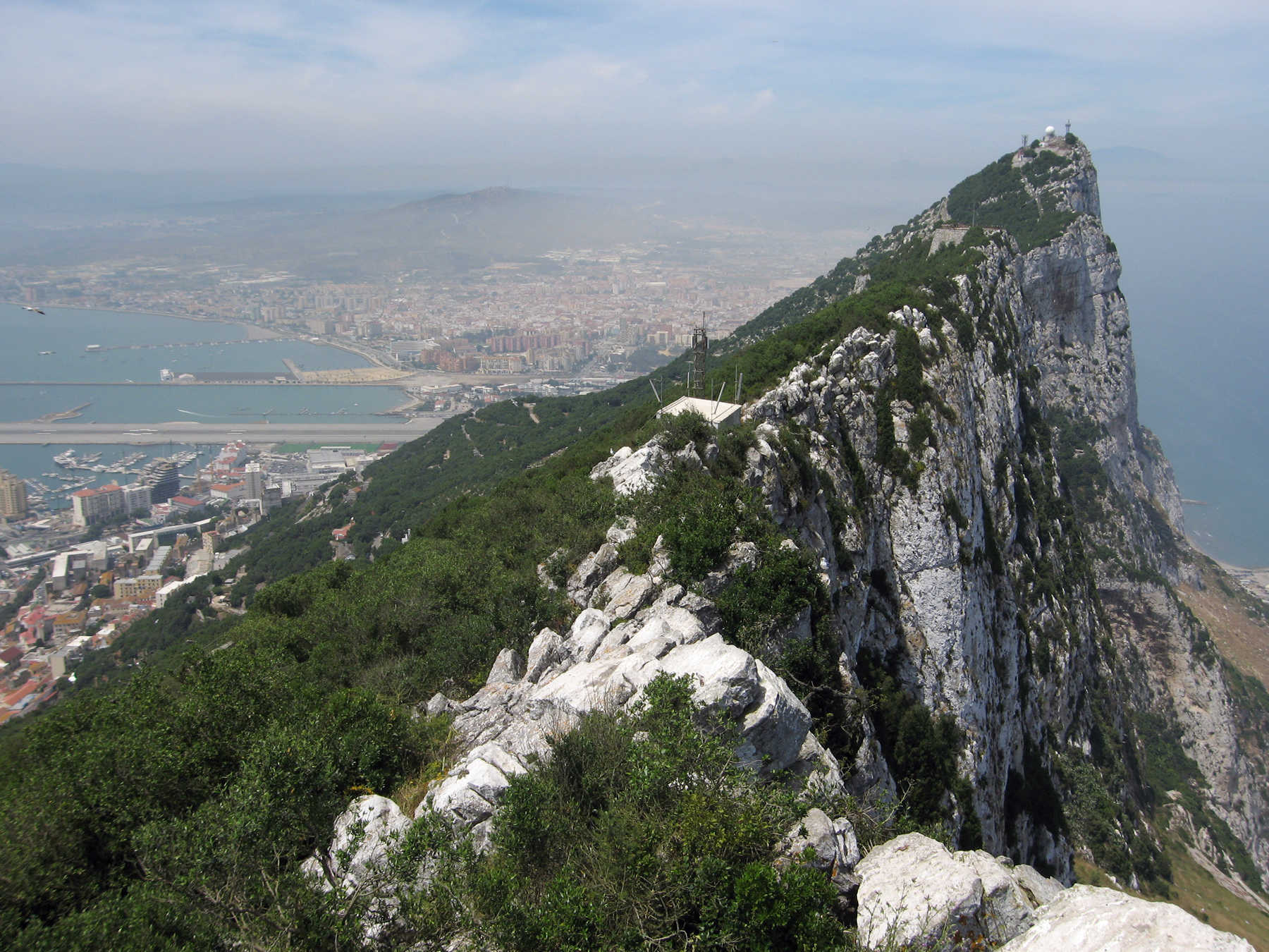 Rock of Gibraltar, Spain