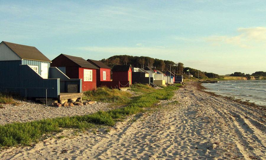 Urehoved Beach, Ærøskøbing, Denmark