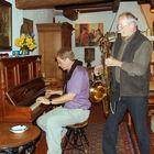 Rick at Piano, Rothenburg ob der Tauber, Germany