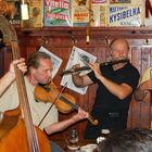 Musicians in Prague, Czech Republic