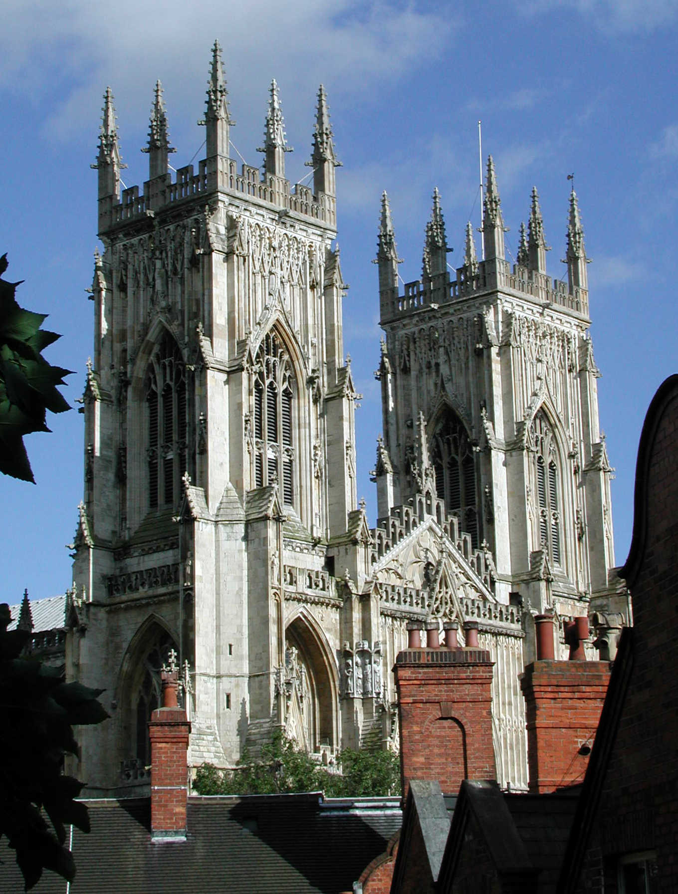 York Minster Church, York, England