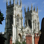 York Minster Church, York, England