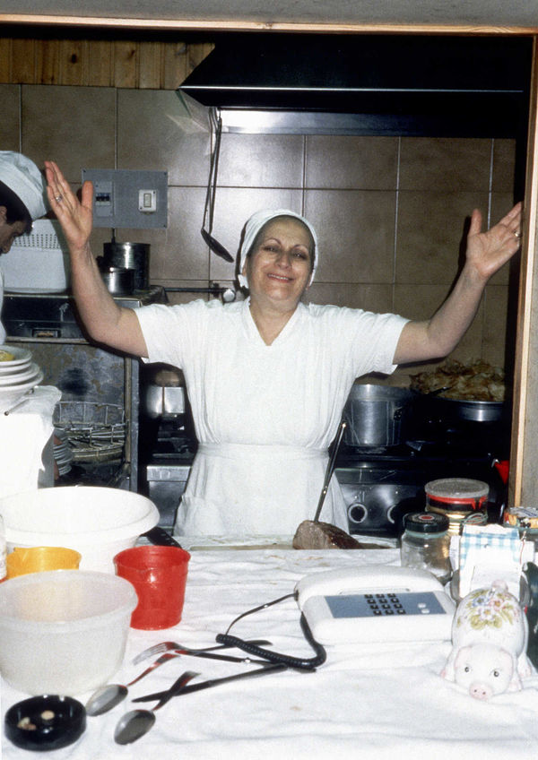 Chef, Italy