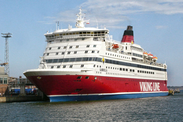 Viking Line Cruise Ship