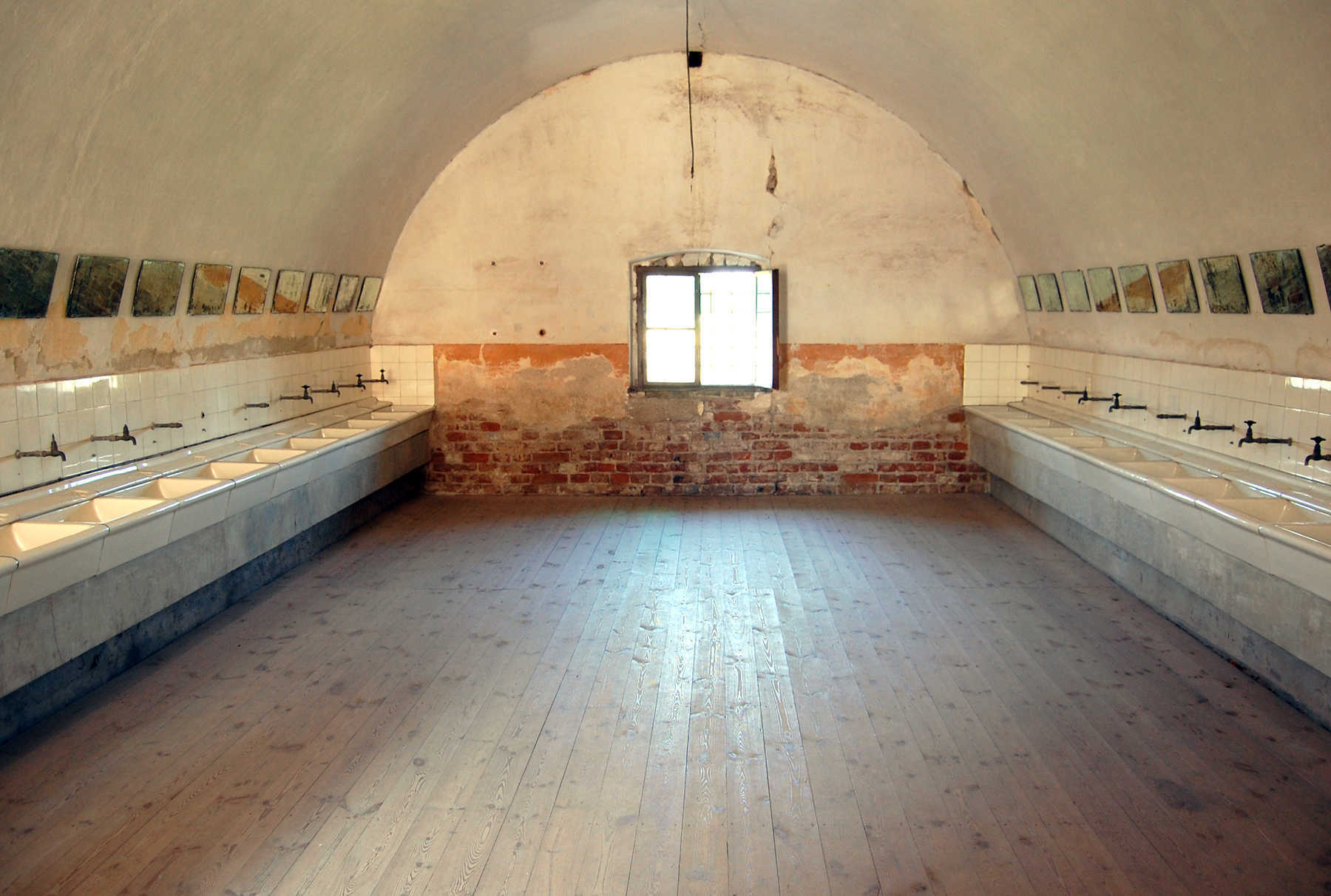 Terezin Interior, Czech Republic