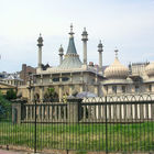 Royal Pavilion Exterior, Brighton, England