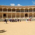Plaza de Toros Bullring, Ronda, Andalucia, Spain
