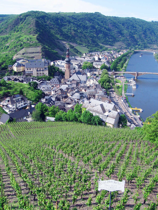 Cochem and Mosel Valley, Germany