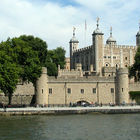 Tower of London Exterior, London, England