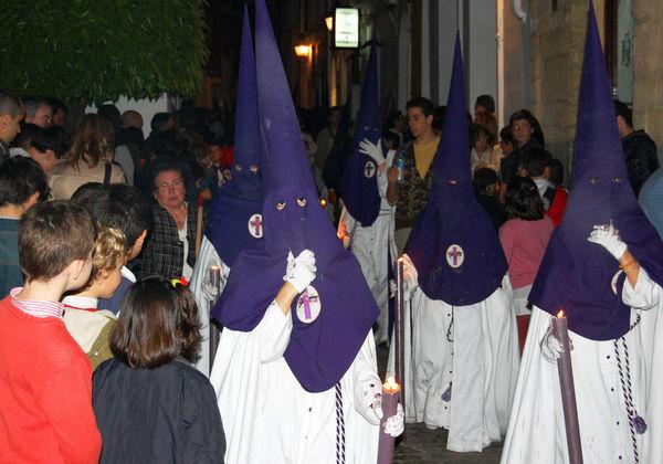 Semana Santa procession, Sevilla, Spain