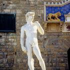 David Copy, Palazzo Vecchio, Florence, Italy