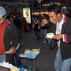 Post-Ramadan Eating, Istanbul, Turkey