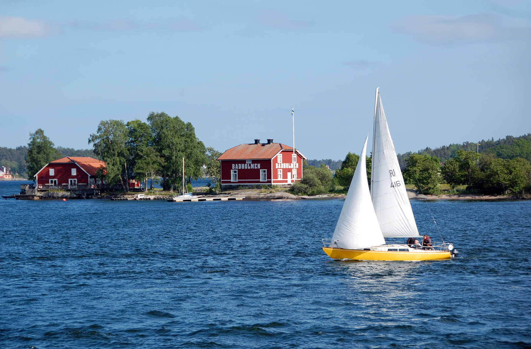 Archipelago Boating, Sweden