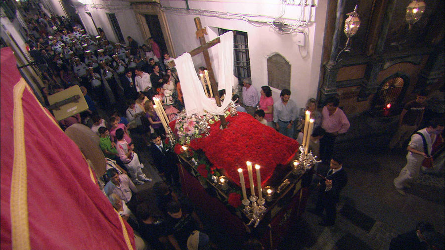 Procession in Córdoba, Spain