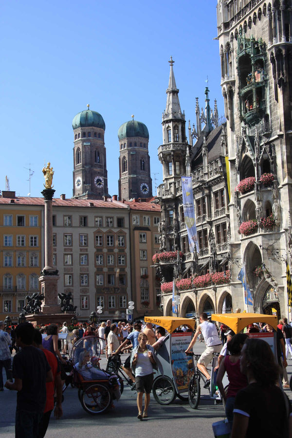 munich a metropolis with small town charm by rick steves. Black Bedroom Furniture Sets. Home Design Ideas
