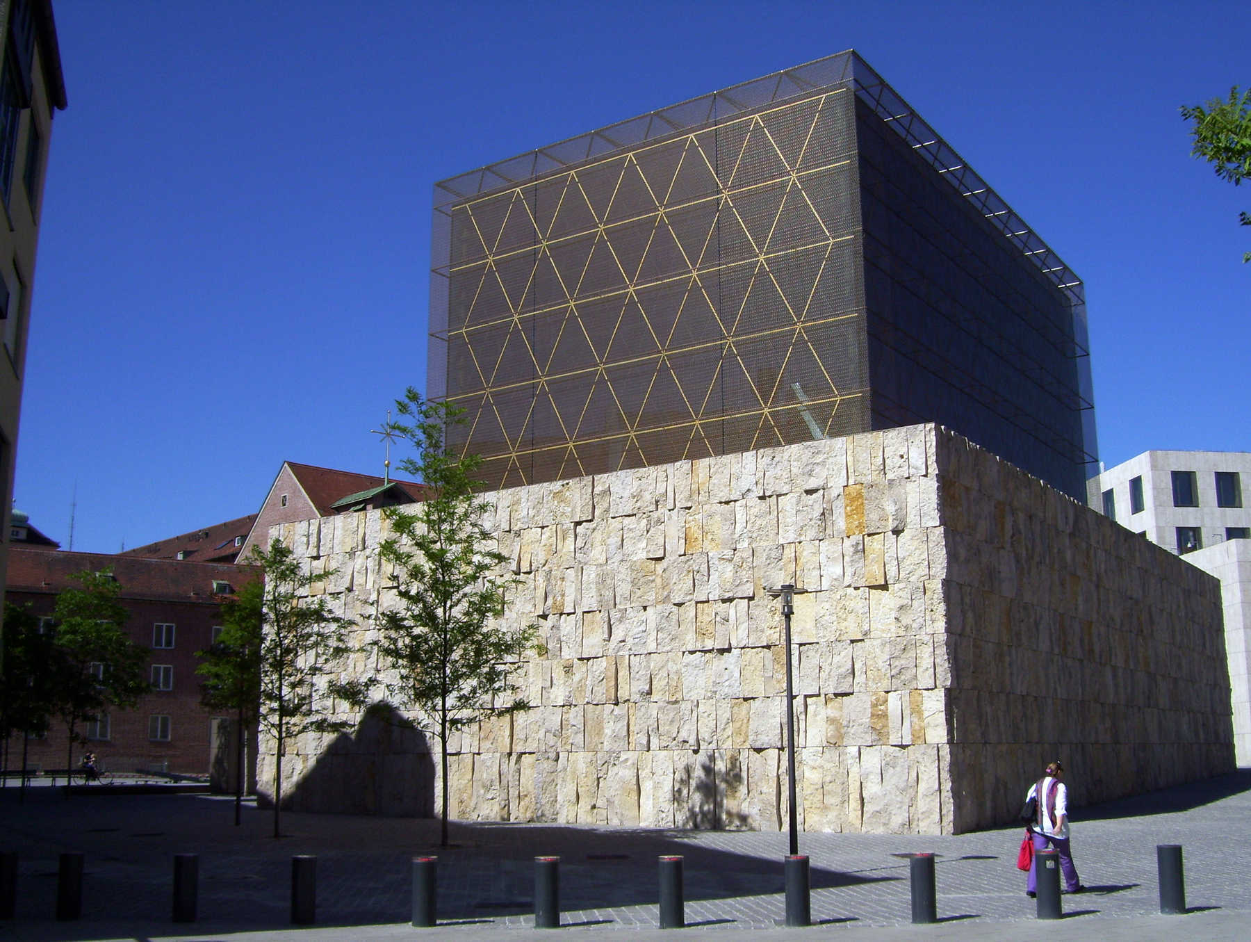 New Synagogue, Munich, Bavaria, Germany