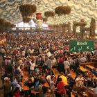Oktoberfest Interior, Munich, Bavaria, Germany