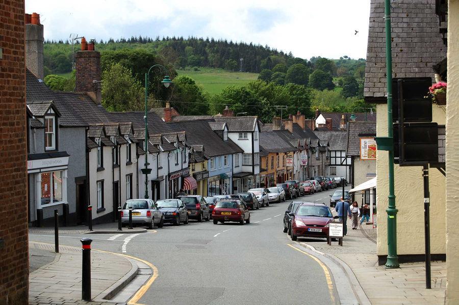 Ruthin, Wales