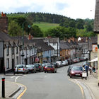 Street View, Ruthin, Wales