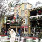 Winter Wonderland Fair, Hyde Park, London, England
