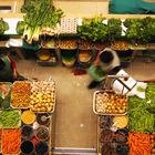 Vegetable Market, Coimbra, Portugal