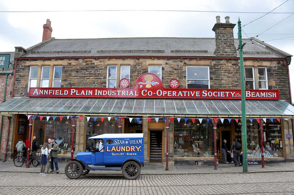 Beamish Museum, near Stanley, England
