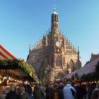 Christmas Market, Nurnberg, Germany