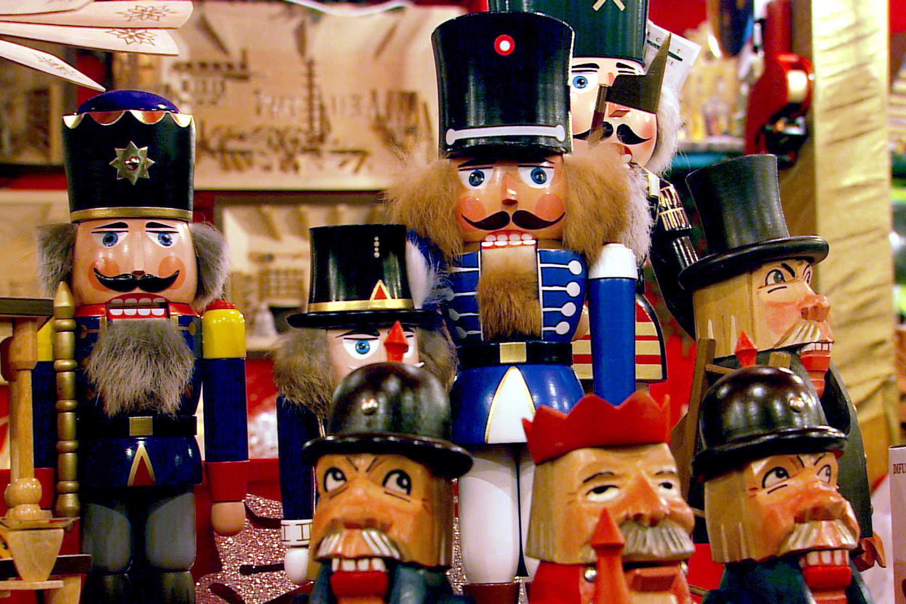 Christmas Nutcrackers, Germany