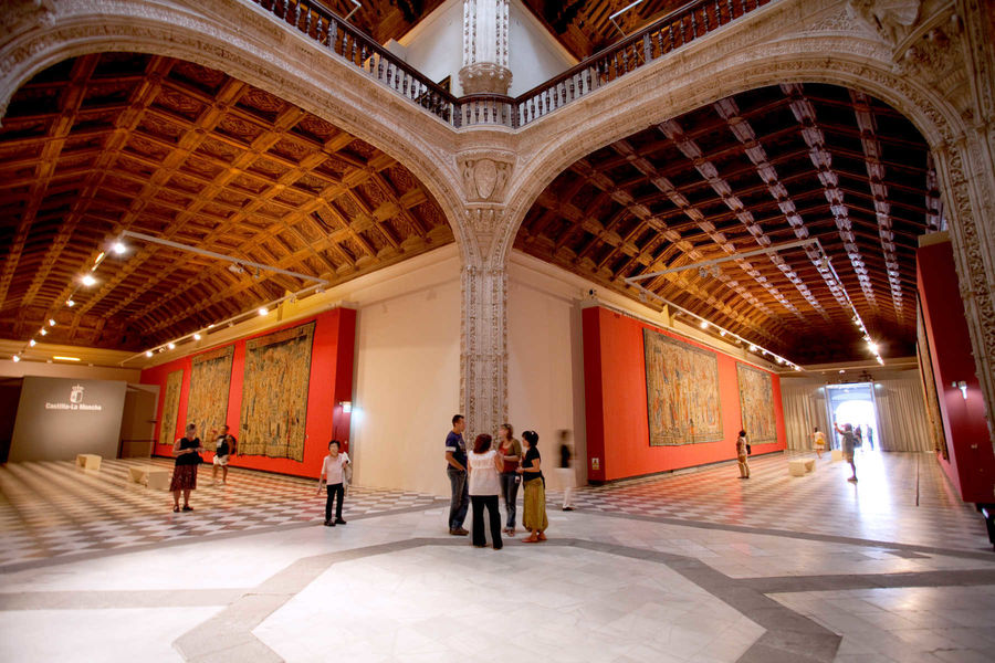 Museum of Santa Cruz, Toledo, Spain