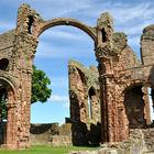 Lindisfarne Priory, Holy Island, England