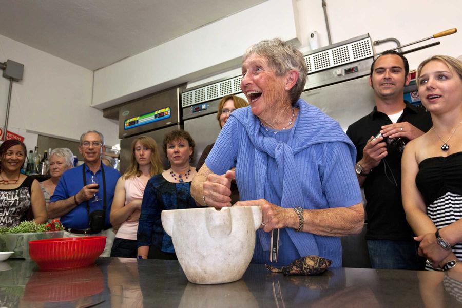 Cooking class, Reggello, Italy