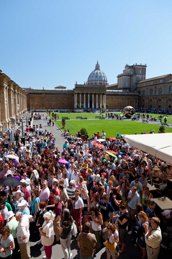 How To Avoid Lines And Crowds In Europe By Rick Steves