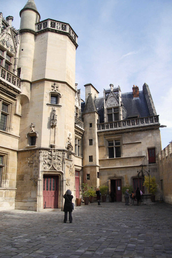 Cluny Museum, Paris, France