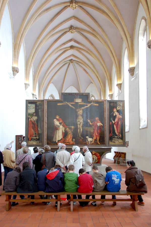 Isenheim Altarpiece, Unterlinden Museum, Colmar, France