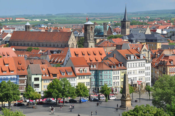 erfurt simple unspoiled germany by rick steves. Black Bedroom Furniture Sets. Home Design Ideas