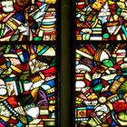 Stained Glass Window, Erfurt, Germany