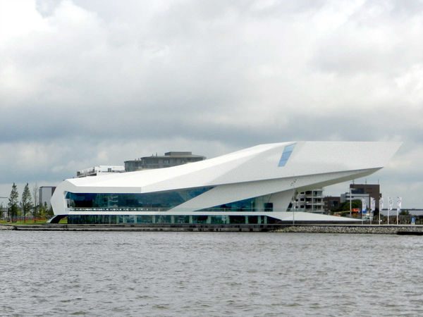 EYE Film Museum, Amsterdam, Netherlands