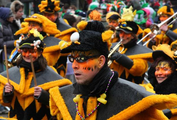 St. Patrick's Day Parade, Dublin, Ireland
