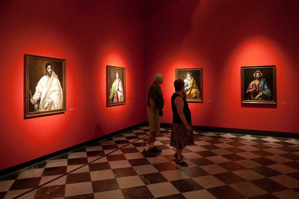 El Greco Museum, Toledo, Spain