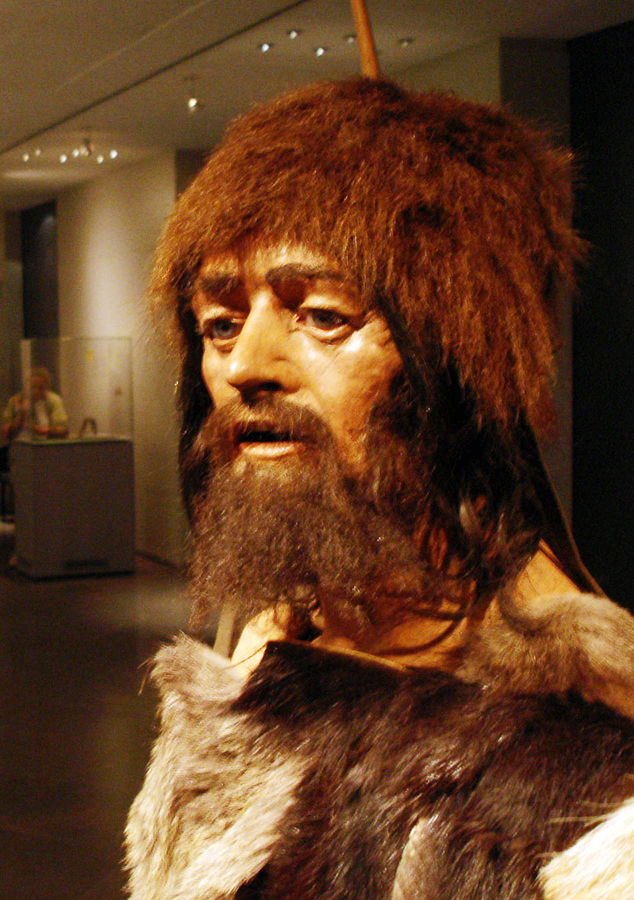 Ötzi the Ice Man, South Tyrol Museum of Archaeology, Bolzano, Italy