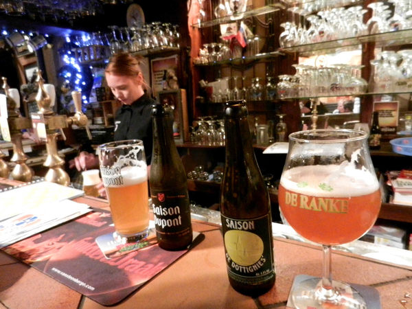 't Brugs Beertje pub, Bruges, Belgium