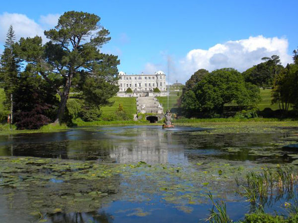 Powerscourt Estate Gardens, County Wicklow, Ireland (photo: Terry Dunlap)