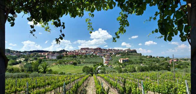 Chianciano Terme (Tuscany), Italy
