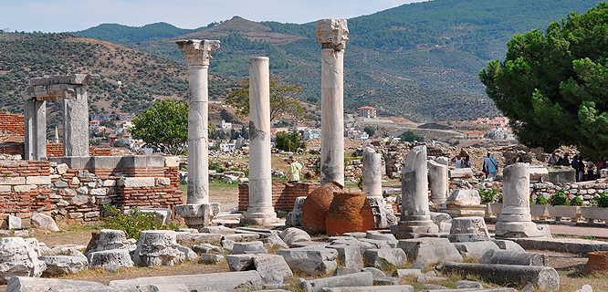 Basilica of St. John, Selçuk, Turkey